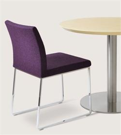Aria Sled Chair Side Chair Dining Chair Soho Concept