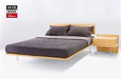 Modernica Case Study V-Leg Bed Platform Bed Queen King