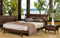 Greenington Bamboo Currant Platform Bed Queen King Bed