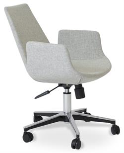 Soho Concept Eiffel Arm Office Chair Task Chair