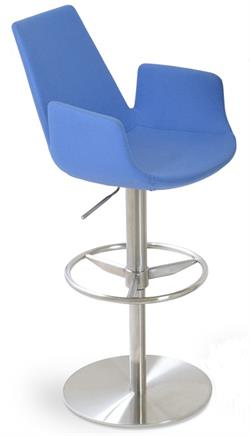 Eiffel Arm Piston Swivel Barstool Soho Concept Eiffel Piston Stool