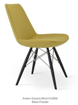 Soho Concept Eiffel MW Dowel Base Chair Dining Chair