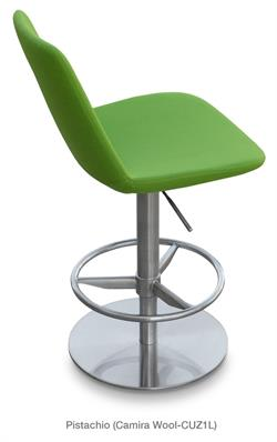 Soho Concept Eiffel Piston Swivel Barstool Counter Stool Catalog