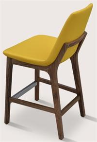 An Eiffel Wood Stool PRW Soho Concept Eiffel Wood Barstool