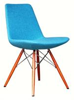 Eiffel MW Dowel Base Metal Base Chair Soho Concept Furniture