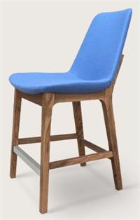 Soho Concept Eiffel Wood PRW Counter Stool Barstool