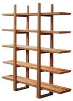 Magnolia Shelf Greenington Bamboo Living Room Furniture