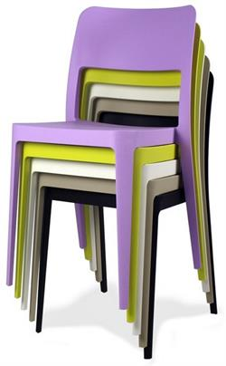 A Stackable Side Chair MIDJ Nene S Indoor Outdoor Chair