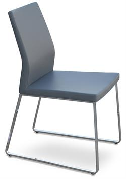 Pasha Sled Chair Dining Chair Soho Concept Furniture
