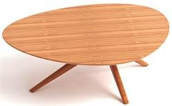 Coffee Table Rosemary by Greenington Bamboo Furniture