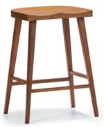 Salix Counter Height Stool Bar Stool by Greenington Bamboo