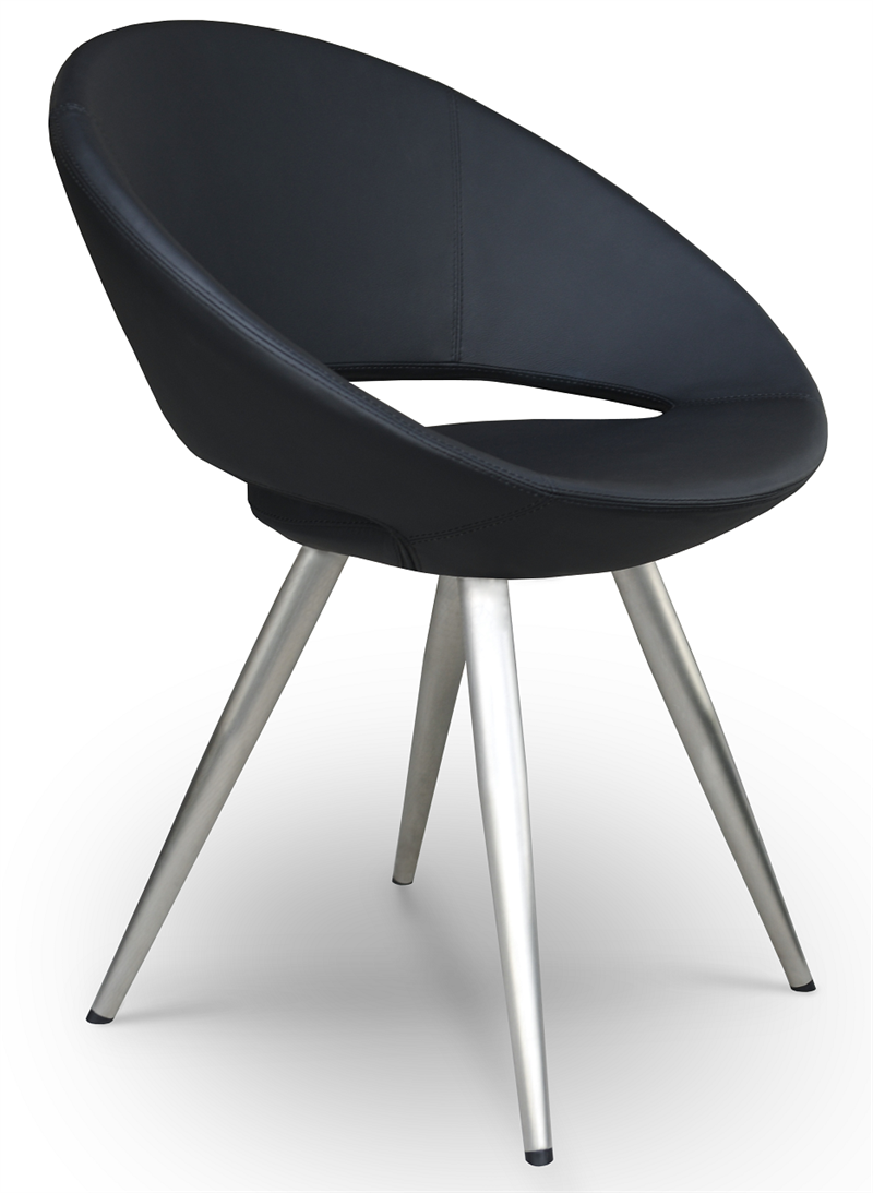 Crescent Star Chair Metal Base Soho Concept Furniture