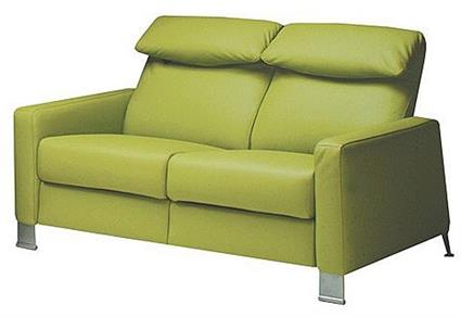 ... Ergo Two Seat Sofa Ergonomic Leather Recliner Sofa By Lafer Recliners