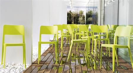a stackable side chair midj nene s indoor outdoor chair