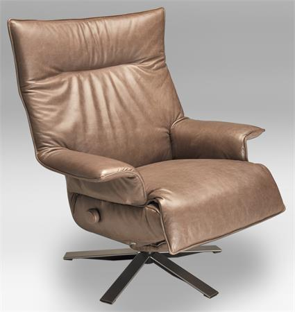 Recliner Valentina Lafer Recliner Chair Leather Swivel Recliner Chair