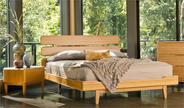 Greenington Bamboo Currant Night Stand Bedroom Furniture