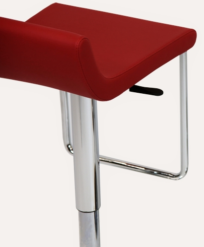 Soho Concept Dublin Piston Stool Adjustable Height