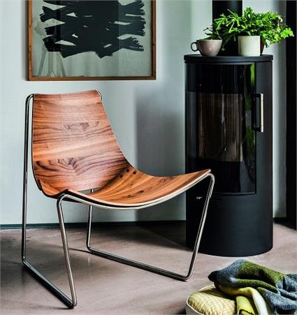 MIDJ Apelle Lounge Chair by MIDJ in Italy Chairs