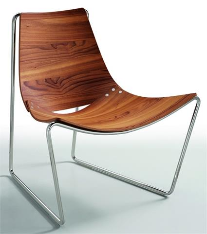 Lounge Chair Apelle by MIDJ in Italy Furniture