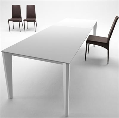 Diamante Dining Table Extension Table MIDJ in Italy