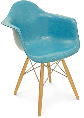 Armchair Case Study Arm Shell Dowel Chair Modernica Seating