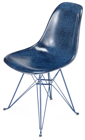 Modernica Eiffel Case Study Side Shell Eiffel Base Chair Fiberglass