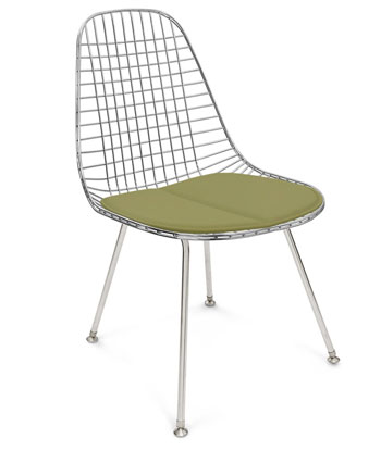 Modernica Case Study Wire Chair HBase Modernica Wire Seating