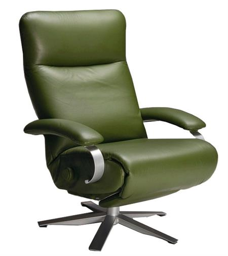 Lafer Carrie Recliner Lafer Leather Ergonomic Carrie Recliner