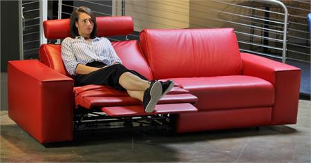 Lafer Hope Recliner Sofa Motorized Home Theatre Sofa
