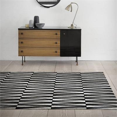 Linie Design Opal Leather Area Rug Leather Rugs
