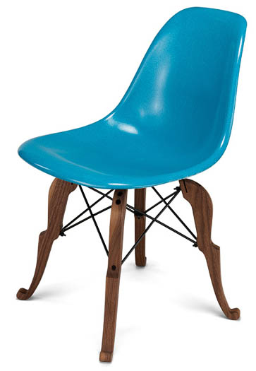 Case Study Side Shell Prince Charles Chair Modernica Shell Chair