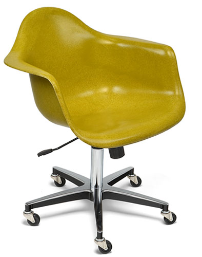 Case Study Arm Shell Rolling Chair Task Chair Modernica Chairs