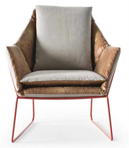 A New York Chair - Saba Italia Chair New York