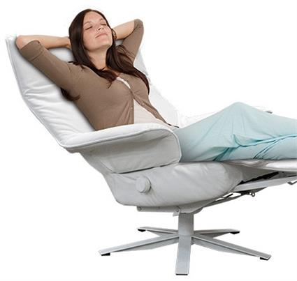 Ergonomic Recliner Lafer Valentina Reclining Chair Swivel Recliner