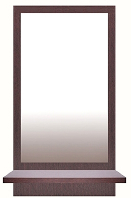 Soho Concept Anna Mirror with Shelf