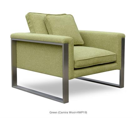 Soho Concept Boston Armchair Modern Lounge Chair