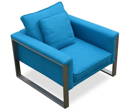 Boston Armchair Modern Lounge Chair Soho Concept
