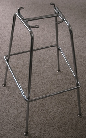 Stool BASE ONLY Case Study HBase Bar Stool Base by Modernica