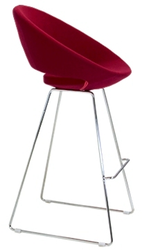 Crescent Wire Stool Barstool Counter Stool Soho Concept Barstools