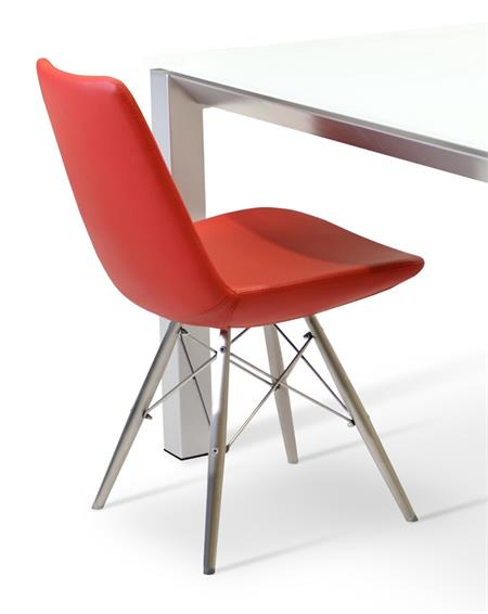 Soho Concept Eiffel MW Chair Metal Base by Soho Concept Furniture