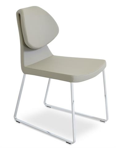 Gakko Slide Dining Chair - Soho Concept Dining Chairs