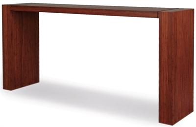 Hazel Console Table Greenington Bamboo Sofa Table Console Table