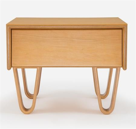 Case Study Bentwood Bedside Table Modernica Bedside Table