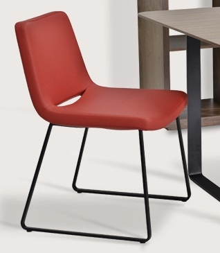 Nevada Flat Dining Chair - Soho Concept Dining Chairs