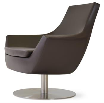 Rebecca Armchair Swivel Round Chair Soho Concept Lounge Chairs