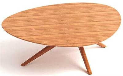 Coffee Table Rosemary Greenington Bamboo Living Room Furniture