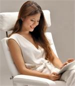 Recliner Chair Lafer Adele by Lafer Reclining Chairs