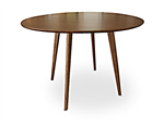 Currant Dining Table Round Greenington Bamboo