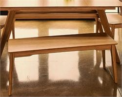 Currant Short Bench Greenington Bamboo Dining Room Furniture