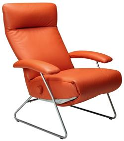 Lafer Demi Recliner Chair Lafer Luxury Leather Reclining Chair Demi